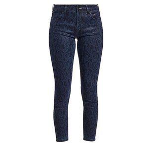 Joe's Jeans The Charlie Snakeskin Skinny Ankle 29